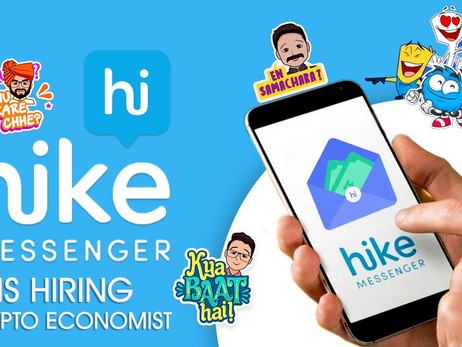Indian Messaging Giant HIKE Is Hiring Crypto Economist