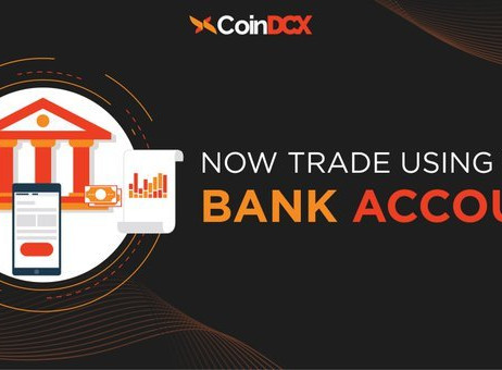 CoinDCX Becomes First Indian Crypto Exchange To Integrate Bank Account Transfers
