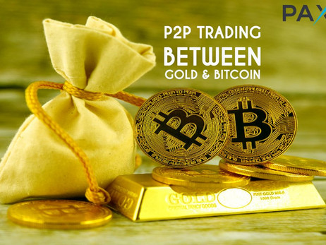 Paxful Is The First Exchange To Launch P2P Trading Between Gold and Bitcoin