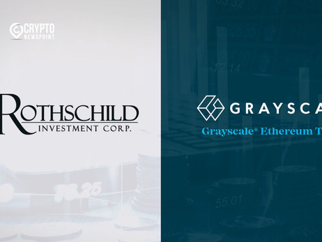 Rothschild Investment Corp Acquires More Than 250,000 Shares In Grayscale's ETH Trust
