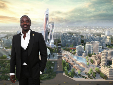 Akon City Is Ready To Begin Its Construction With A Plan To Use The Akoin Cryptocurrency