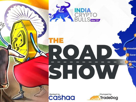 Indian Crypto Bulls Roadshow Describes Itself As Not-For-Profit Initiative