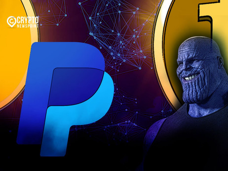 PayPal's Crypto Trading And Payments Goes LIVE For All Eligible Customers In The US