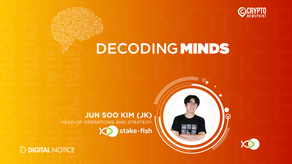 DECODING MINDS – An Interview With Jun Soo Kim (JK), Head of Operations and Strategy, stakefish