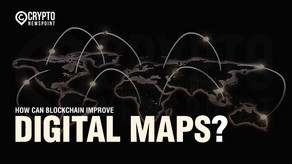 How Can Blockchain Improve Digital Maps?