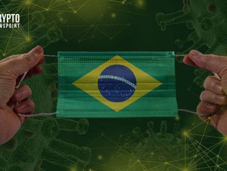 """Brazil To Use Blockchain-Based System """"National Health Data Network"""" To Track COVID-19 Vaccinations"""
