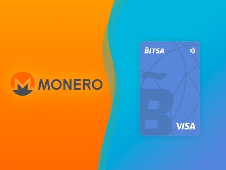 Crypto-Powered Debit Card Supplier Bitsa Now Supports Monero XMR