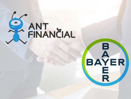 Alipay's Ant Financial Partners with Bayer for Agricultural Blockchain
