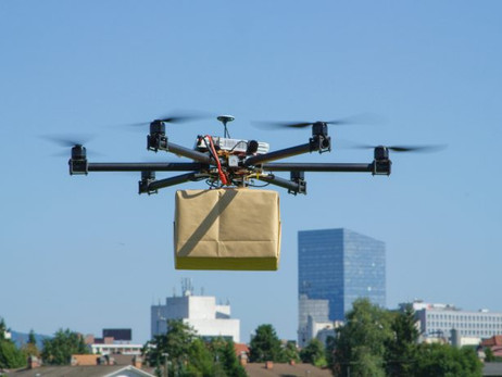 IBM Files A Blockchain Patent To Prevent Drone-Enabled Package Theft