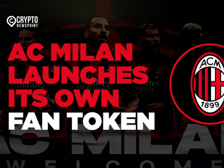 AC Milan Launches Its Own Fan Token To Vote On Club Motto For The Season