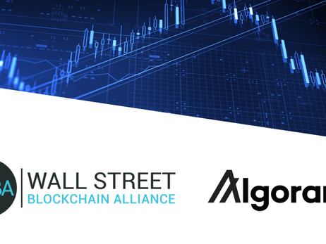 Algorand Joins Wall Street Blockchain Alliance As Its New Corporate Member