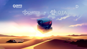 Cartesi Partners with IOTA