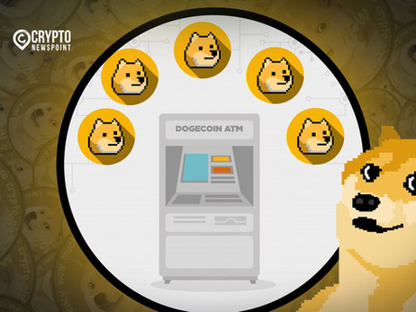 Report: Dogecoin Can Now Be Accessed Through 1,800 ATMs Across The US