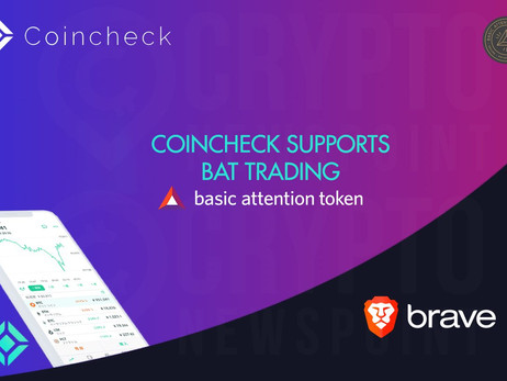 Coincheck Exchange Will Support BAT Tokens Trading