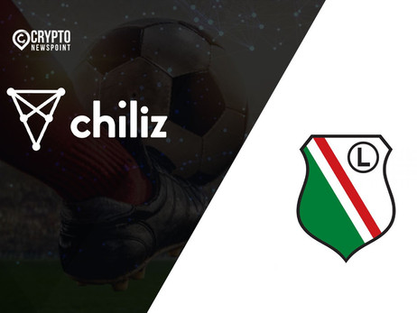 Soccer Fan Tokens Spread Across Europe As Poland's Legia Warsaw Partners With Chiliz