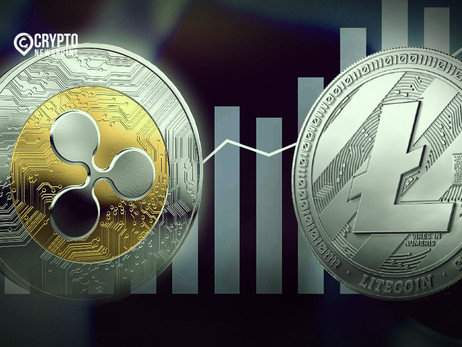 Litecoin And XRP Briefly Traded Places In Market Capitalization Rankings Over The Weekend