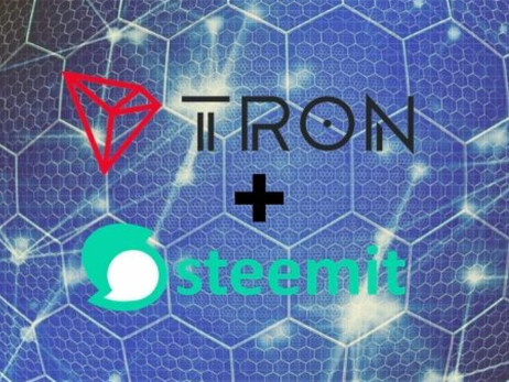 Tron Foundation Partners With Steemit To Provide Its Network For Steemit Services