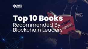Top 10 Books Recommended By Blockchain Leaders