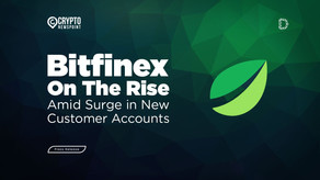 Bitfinex On The Rise Amid Surge in New Customer Accounts