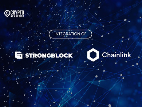 StrongBlock Announces Integration Of Chainlink Oracles
