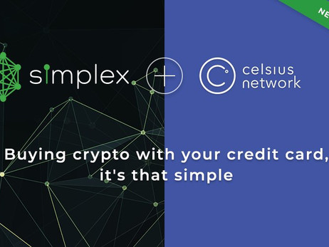 Simplex's Fiat-to-Crypto Service Will Now Unlock Direct Crypto Purchases For Celsius Users