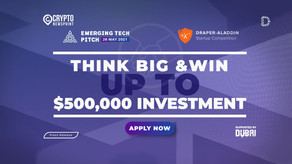 The Competition Brings Investment Opportunities To The Table With Prizes Worth Between $30,000 And $