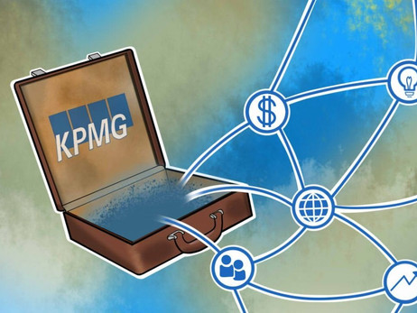 KPMG Launches Blockchain-Based Supply Chain Tool In Australia, China, Japan