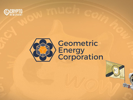 Geometric Energy Corporation To Launch Dogecoin-Funded Payload