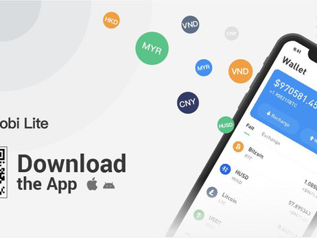 Huobi Group Officially Launces New Mobile App Huobi Lite