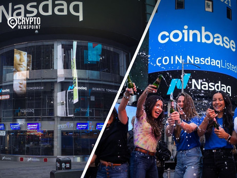 Nasdaq Starts Trading Options For Coinbase Global