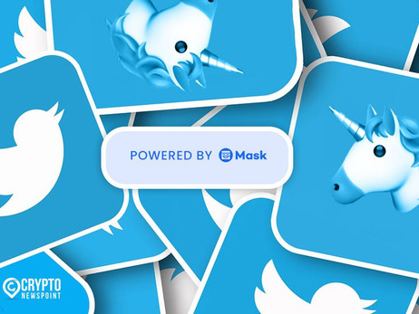 Mask Network Launches A Widget, Allows Twitter Users To Trade On Uniswap