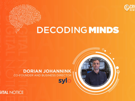 DECODING MINDS – An Interview With Dorian Johannink, Co-Founder and Business Director, Sylo