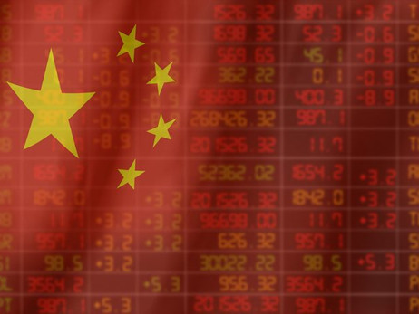 China: WeChat Searches for 'Blockchain' and A-Share Stocks Skyrocket