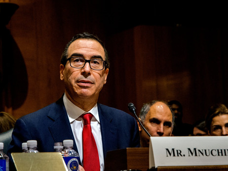 Steven Mnuchin Is 'Fine' With Facebook Creating Digital Currency, But It Must 'Fully' Comply With AM