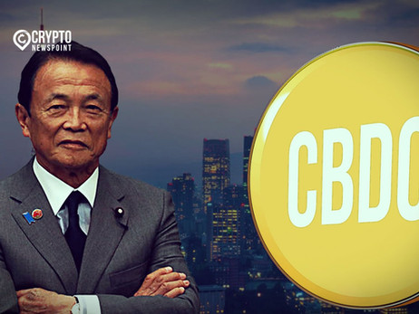 Japanese Finance Minister Taro Aso Reveals G7's Financial Leaders To Discuss CBDCs