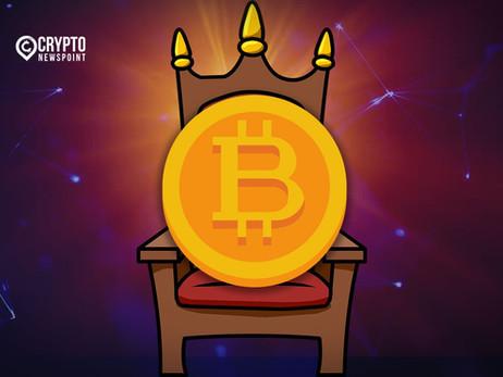 Bitcoin Price Hits $25,000, Surpassing The Market Cap Of Visa In A Historic Milestone