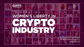 Celebrating Women's Liberty In Crypto Industry