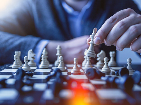 A Chess Match Between Algorand Founder And A Grandmaster Recorded On Blockchain