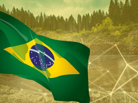 Meat Processing Company JBS S.A. Uses Blockchain Technology To Help Reduce Deforestation In Brazil