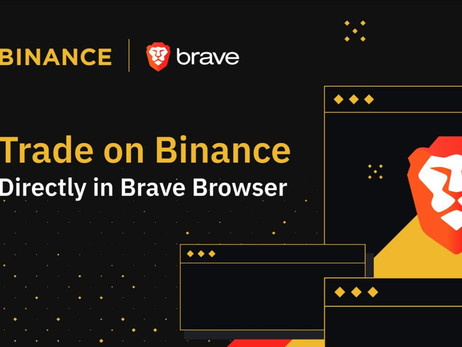 Brave Browser Partners With Binance To Bring In-Browser Crypto Trading