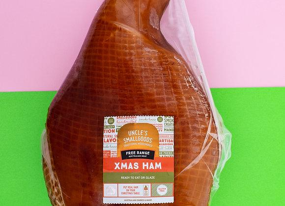 Christmas Full Leg Ham Min. 8kg