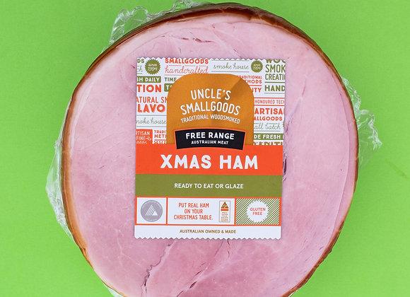 Christmas Ham - Half - Min. 2kg