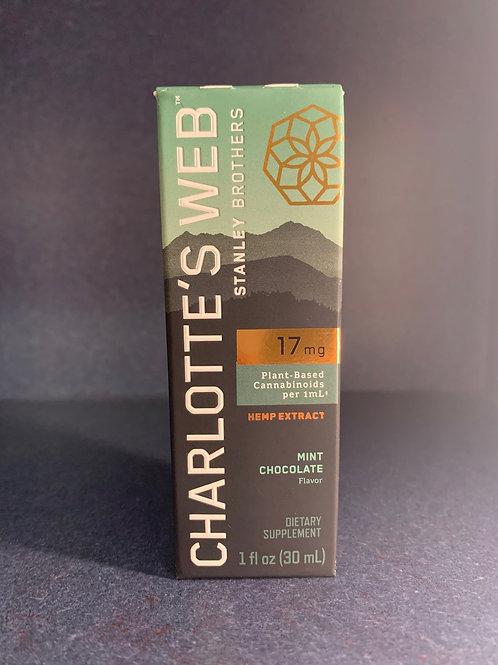 CW Hemp Extra Strength (17mg) Mint Chocolate