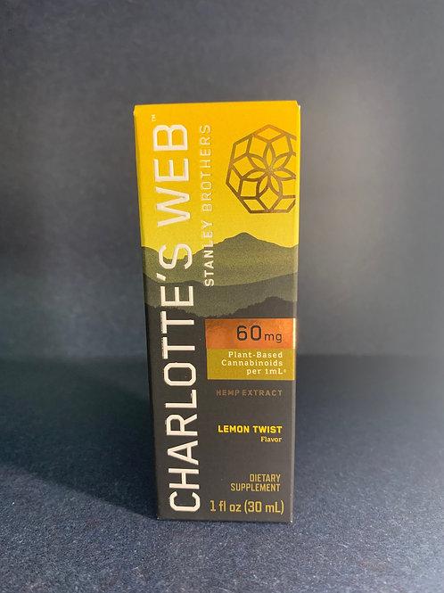 CW Hemp 60 mg/mL Lemon Twist