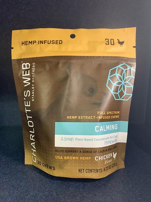 CW Pet Calming Treats 30 chews