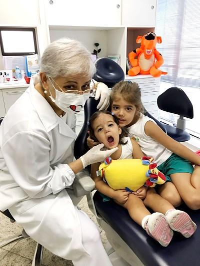 Dia de dentista