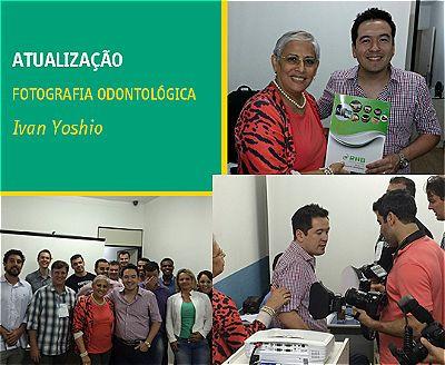 Curso de Fotografia Odontológica com Ivan Yoshio