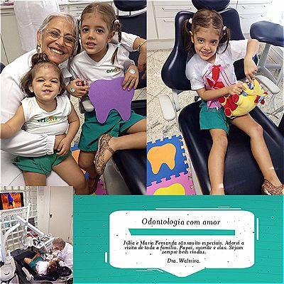 Cuidando da saúde bucal de bebês e crianças