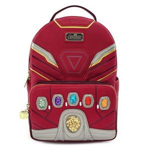 Loungefly Marvel Avengers: Endgame Iron Man Iron Gauntlet Hero Mini Backpack
