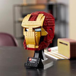 LEGO Marvel Iron Man Helmet